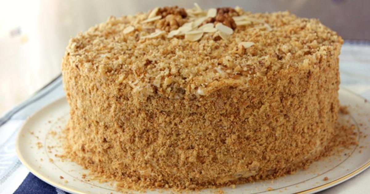 с фото торт рецепты простые